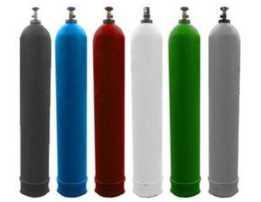 Газовый баллон 40 л Ацетилен
