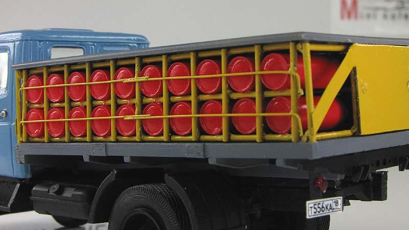 Нюансы перевозки газовых баллонов